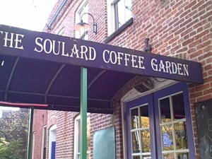 Soulard Coffee Garden, St. Louis