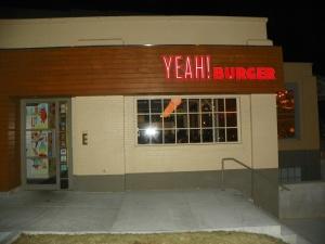 #003 Yeah Burger