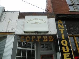 #007 Headquarters Coffee