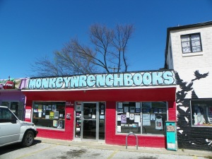 #008 Monkeywrench Books