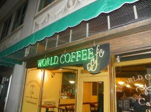 #016 World Coffee Cafe