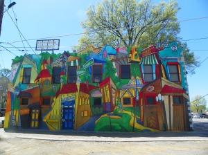 #001 Overton Square Mural