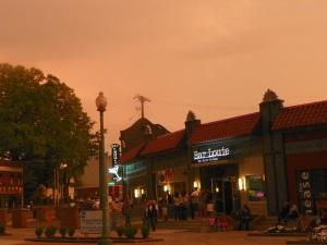 #001 Overton Square Sunset