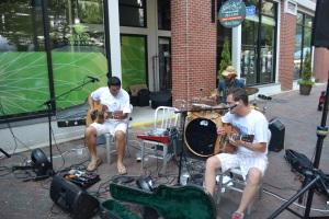 Memphis Music & Heritage Festival 027 East Memphis Trio