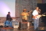 Sharde Thomas, Duwayne Burnside, Rev. John Wilkins, Eric Deaton-Oxford MS 045